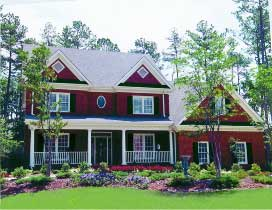 Landscape Architect - Chapel Hill NC House